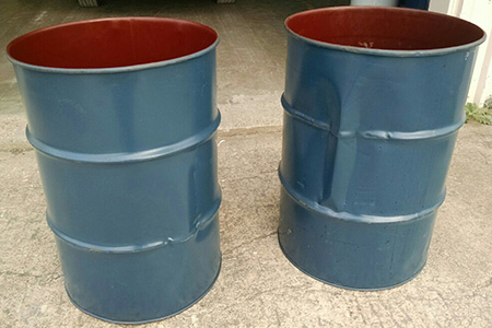 55 Gallon Or Trash Barrel